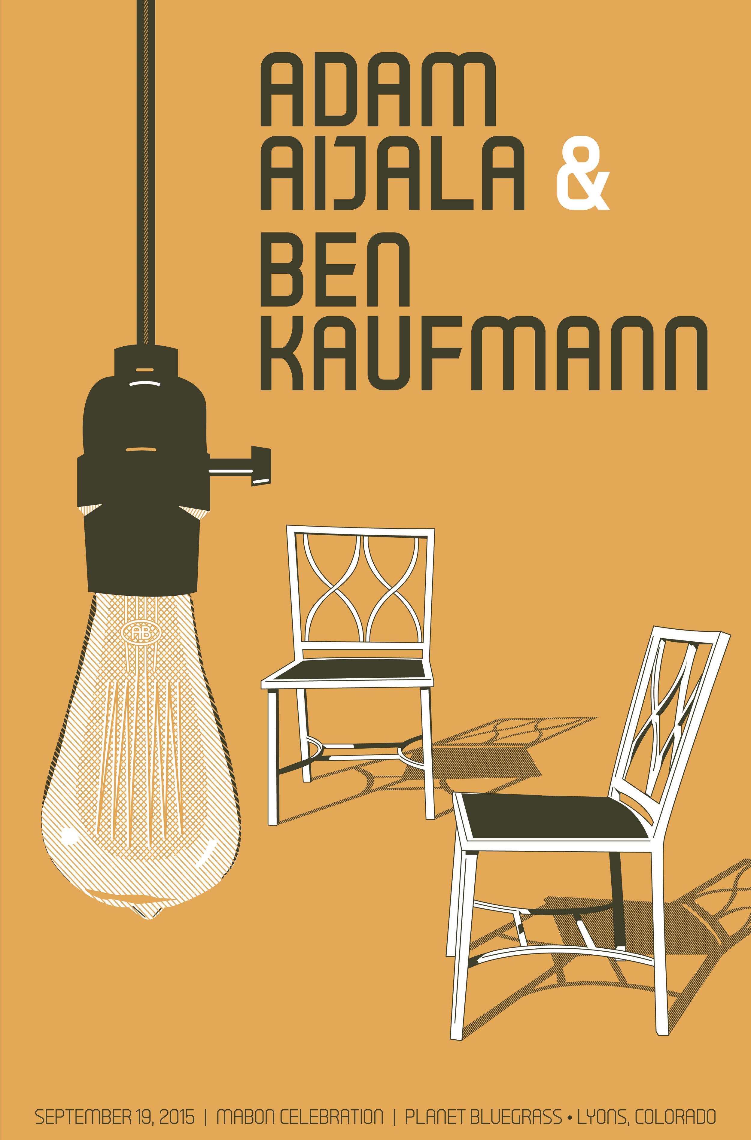 Chairs - Adam Aijala & Ben Kaufmann (Mabon)
