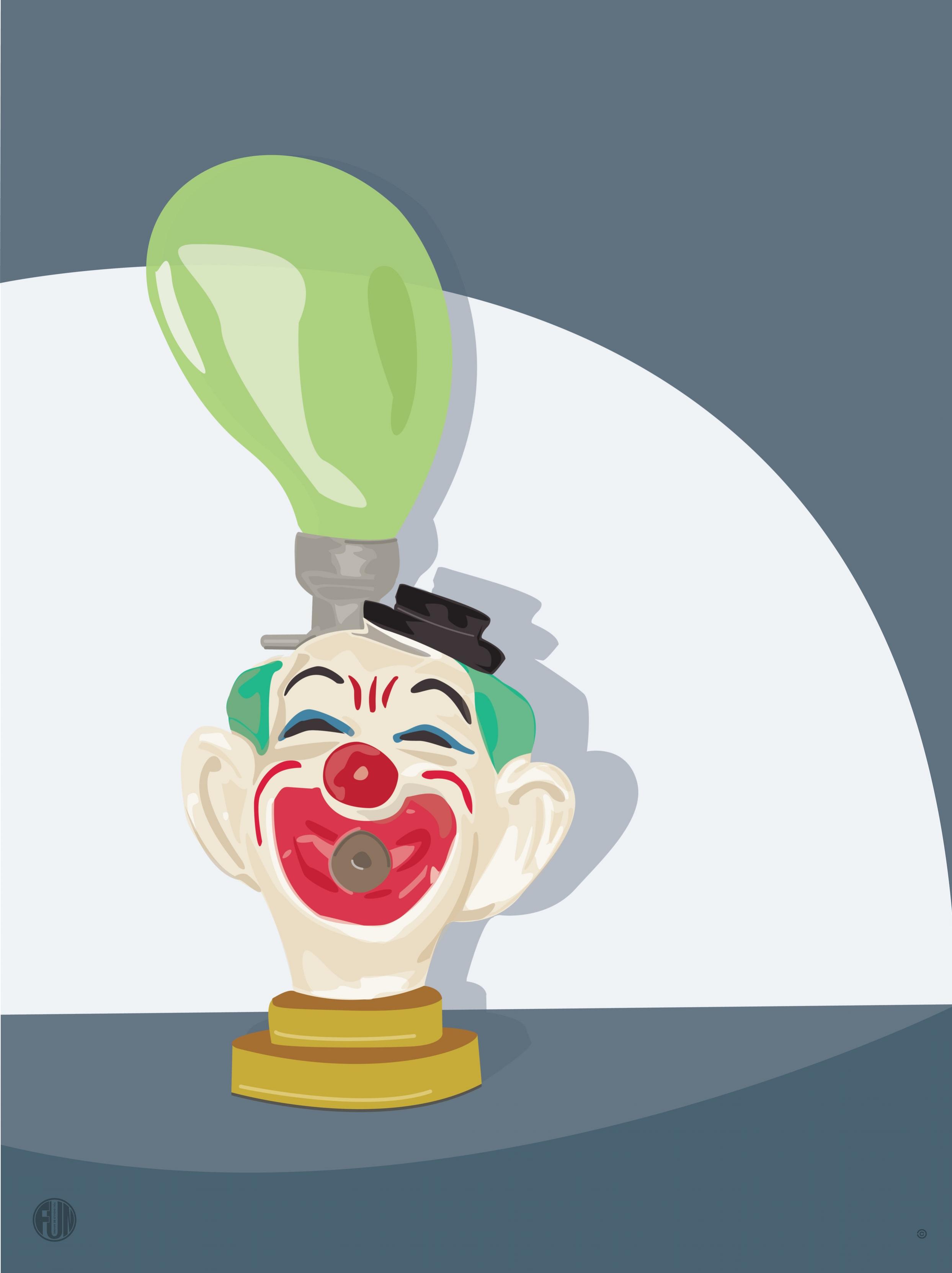 Ye Ole Squirt Clown