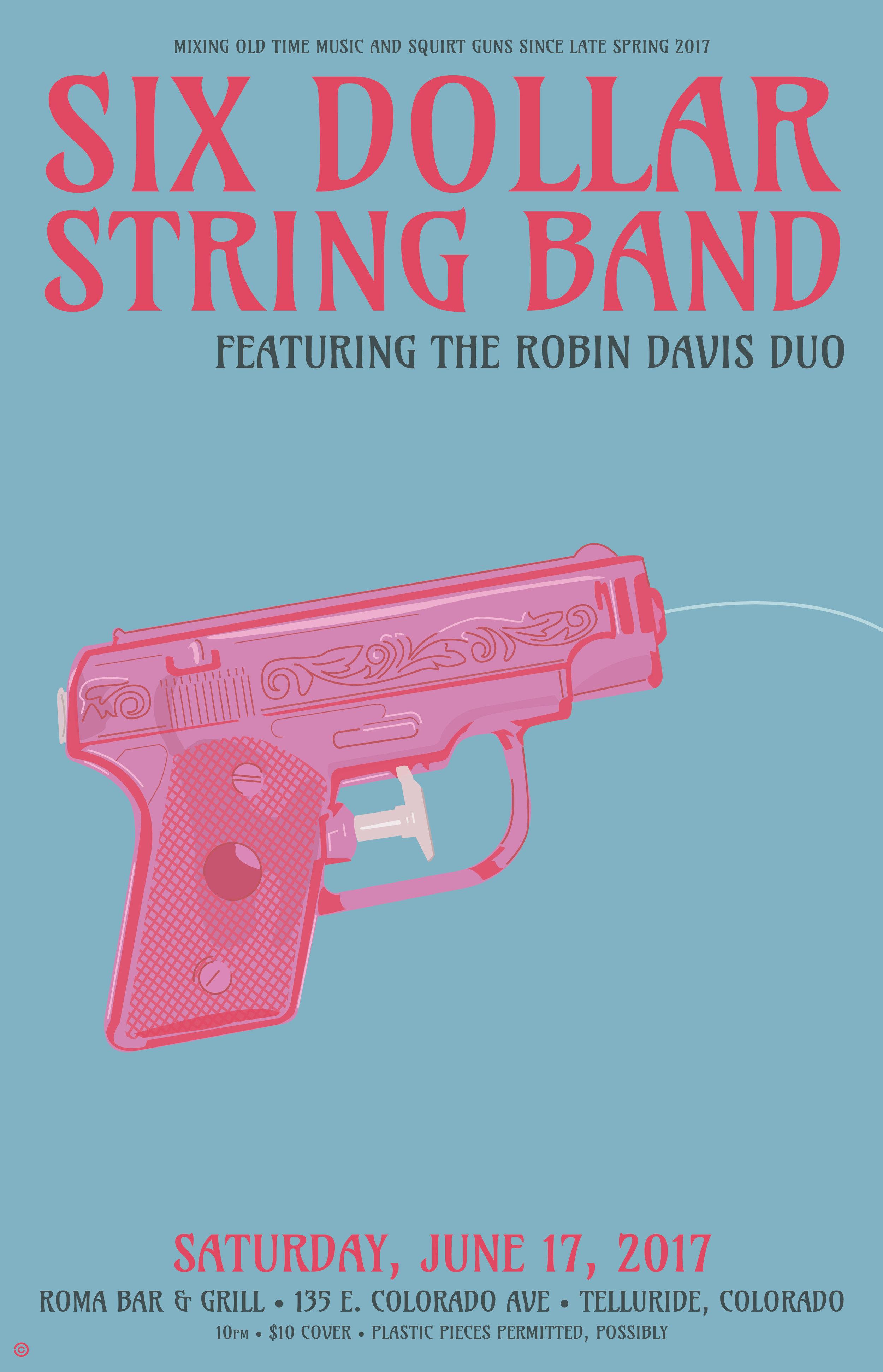 Squirt - Six Dollar String Band