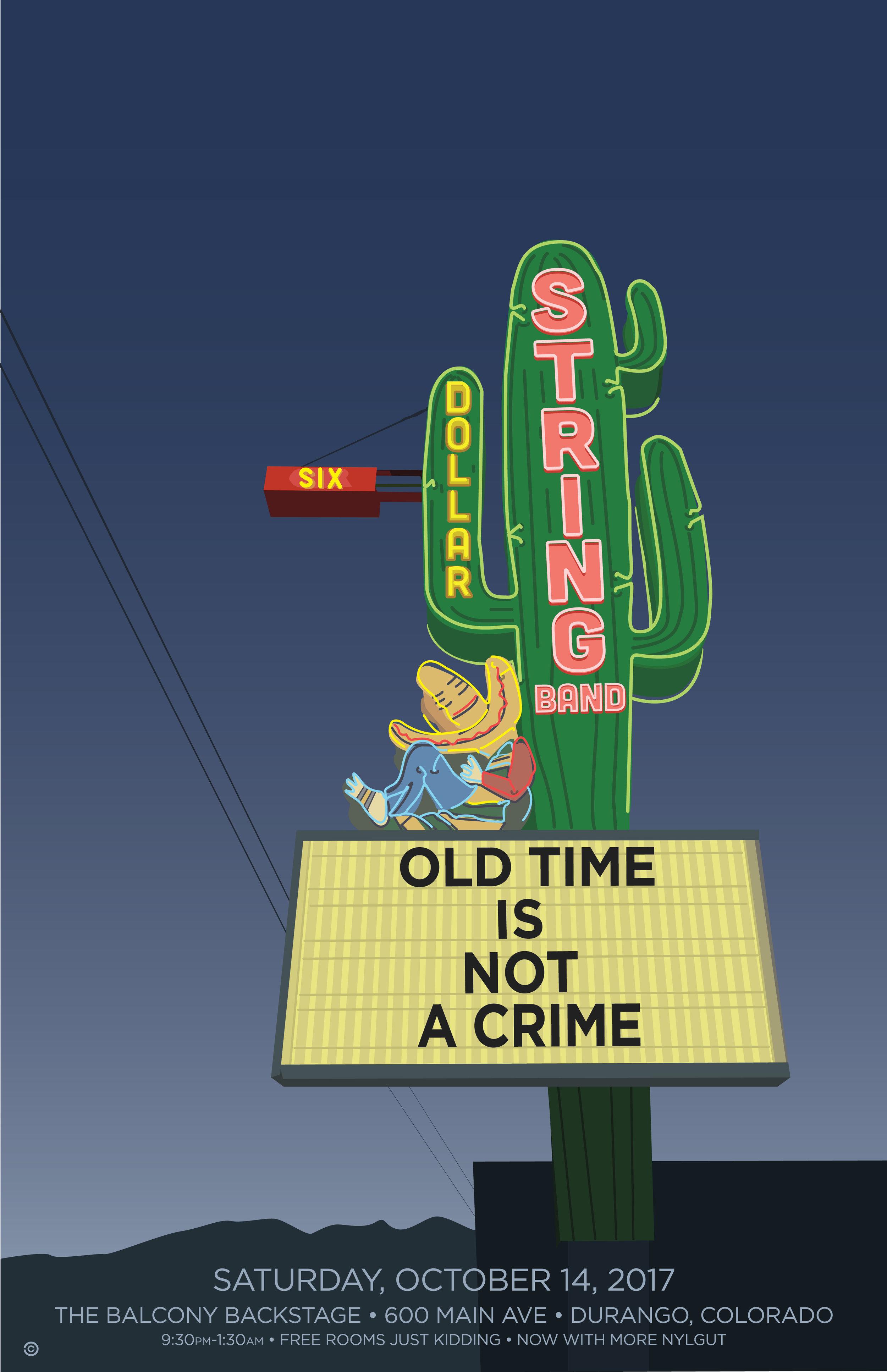 Neon Cactus - Six Dollar String Band