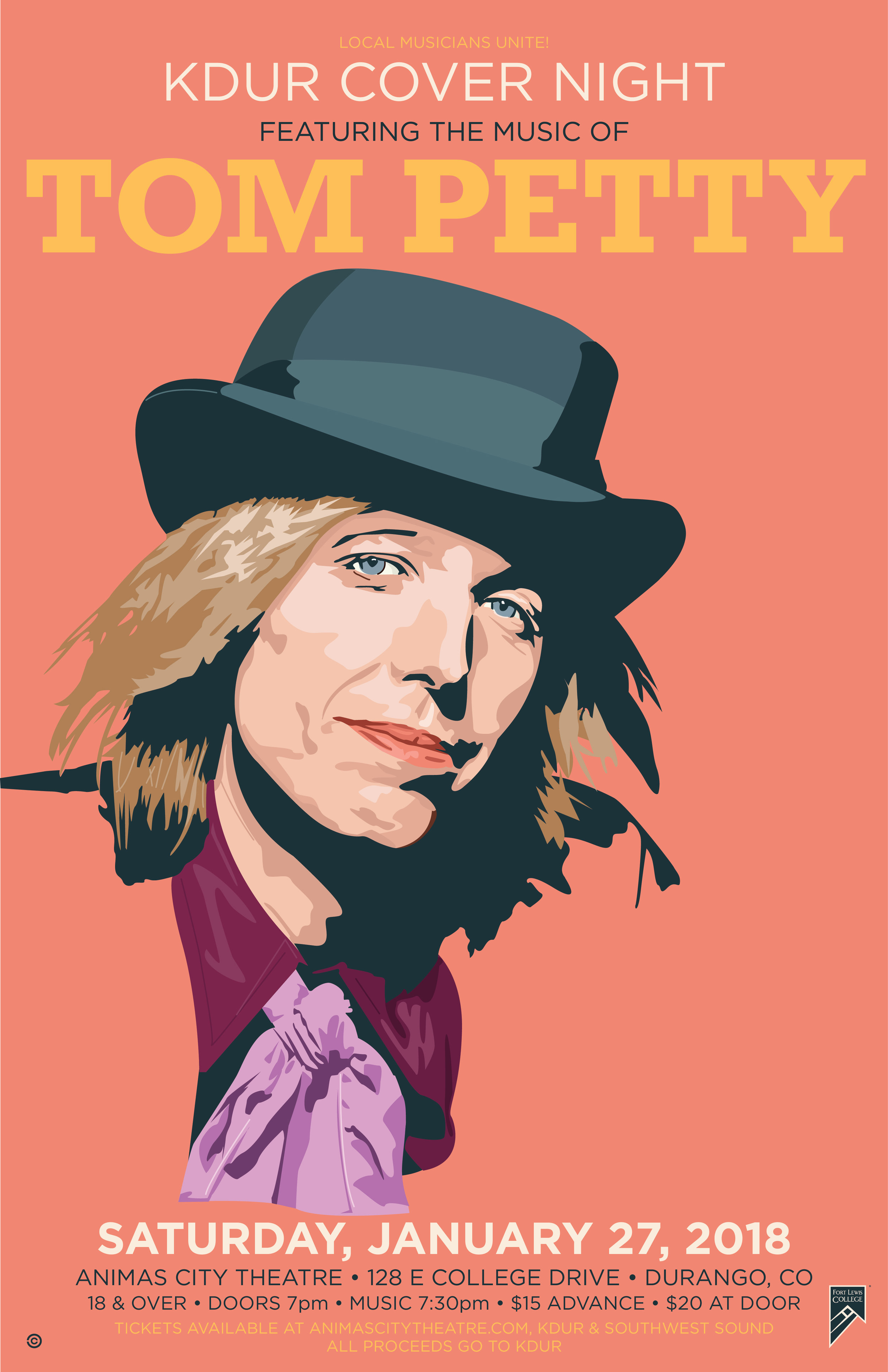 KDUR Cover Night - Tom Petty