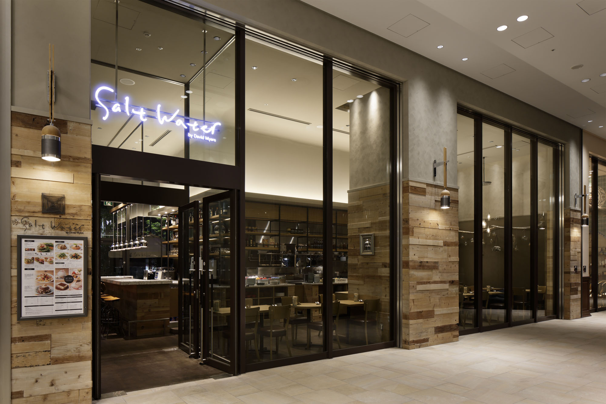 Salt Water Kitchen by Chef David Myers | Nagoya