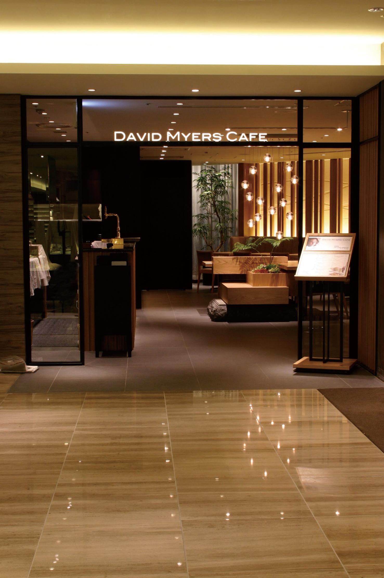 Ginza Japan | Chef David Myers