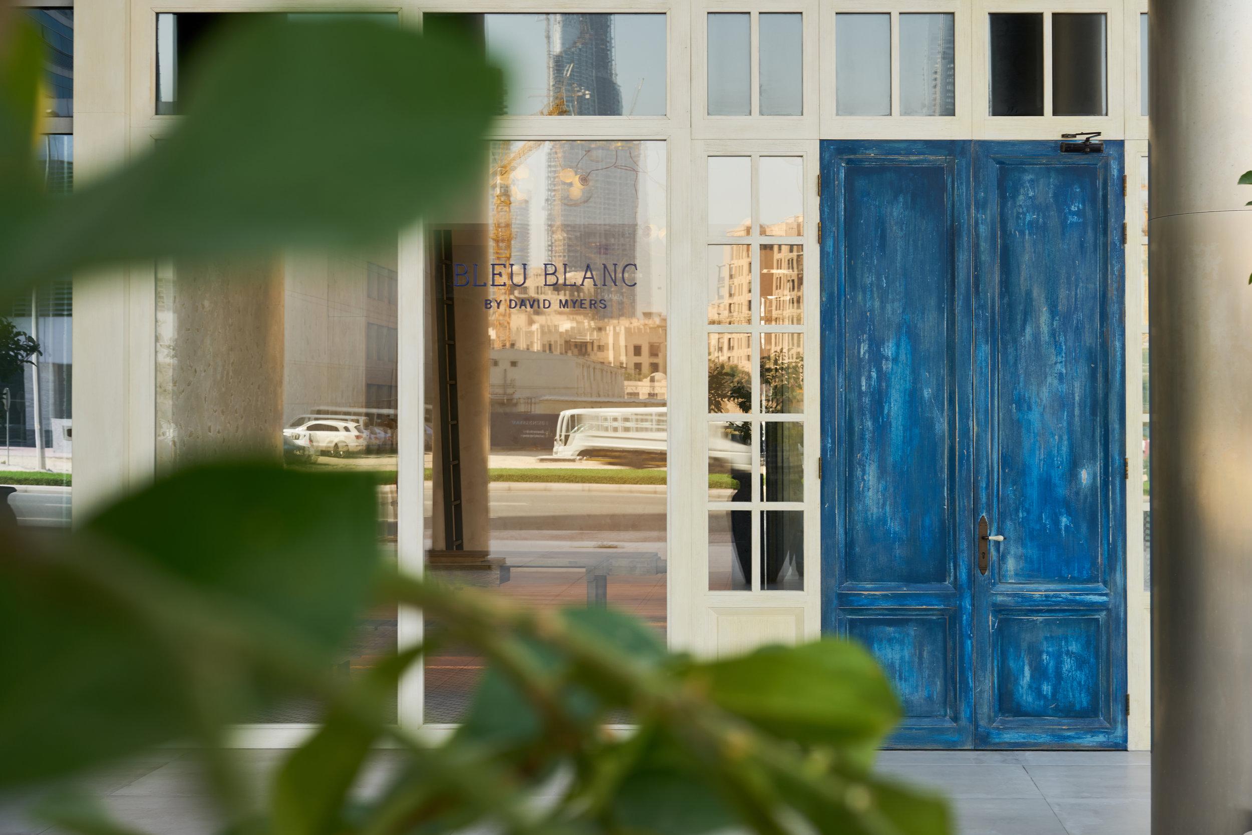 Bleu Blanc | Best Restaurants in Dubai