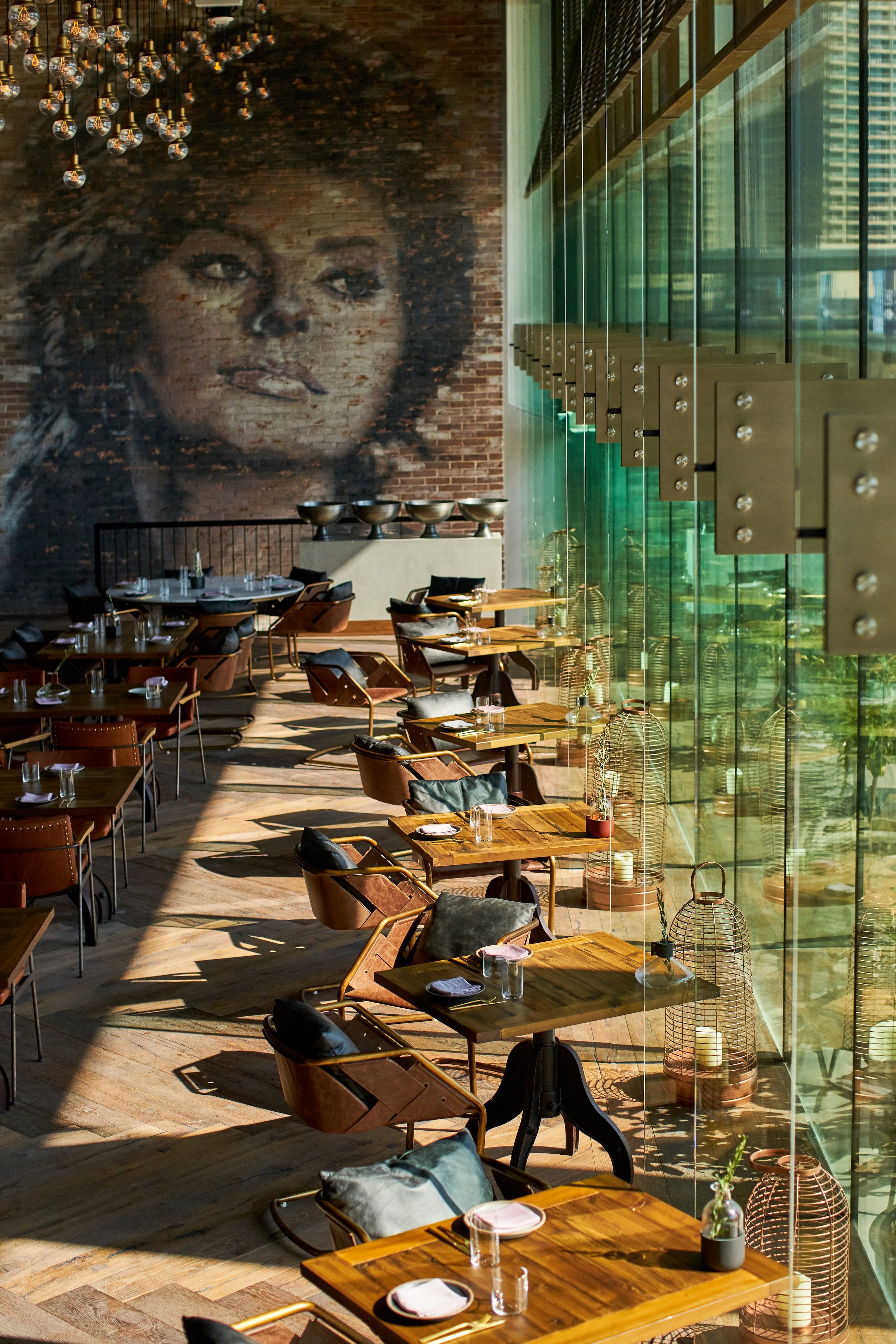 Stylish Restaurants in Dubai | BASTA by Chef David Myers