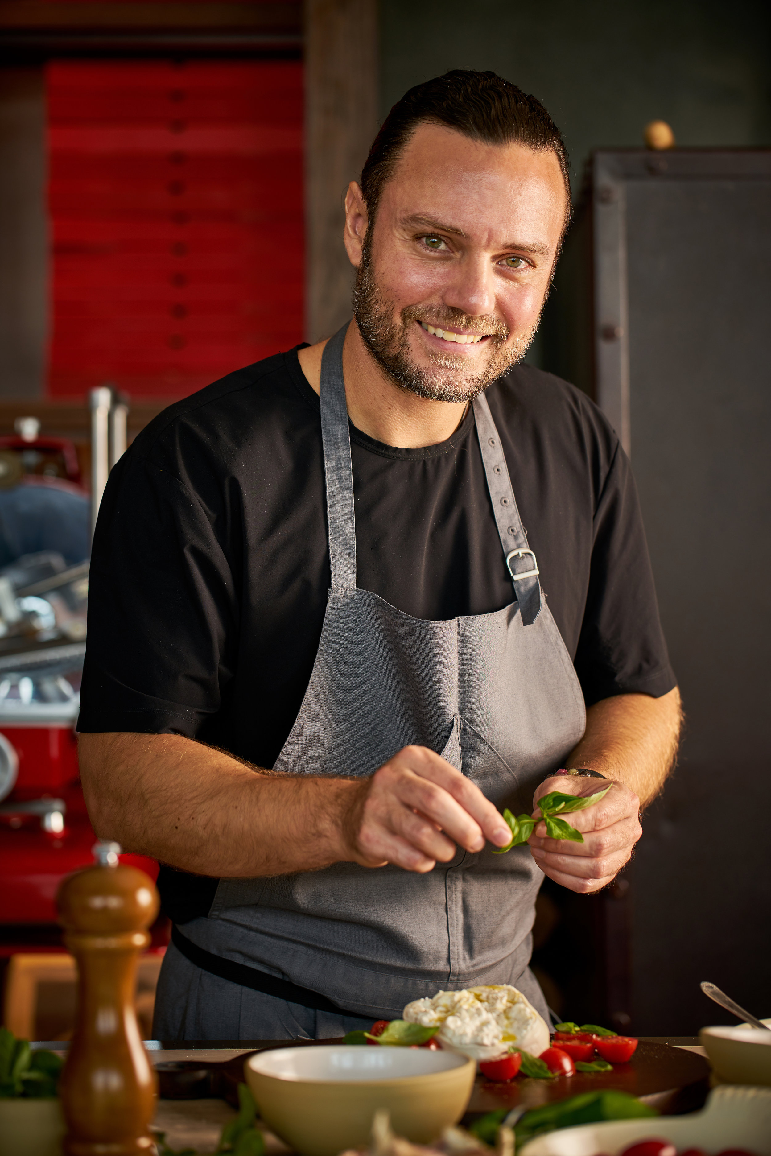 Chef David Myers | The Gypsy Chef