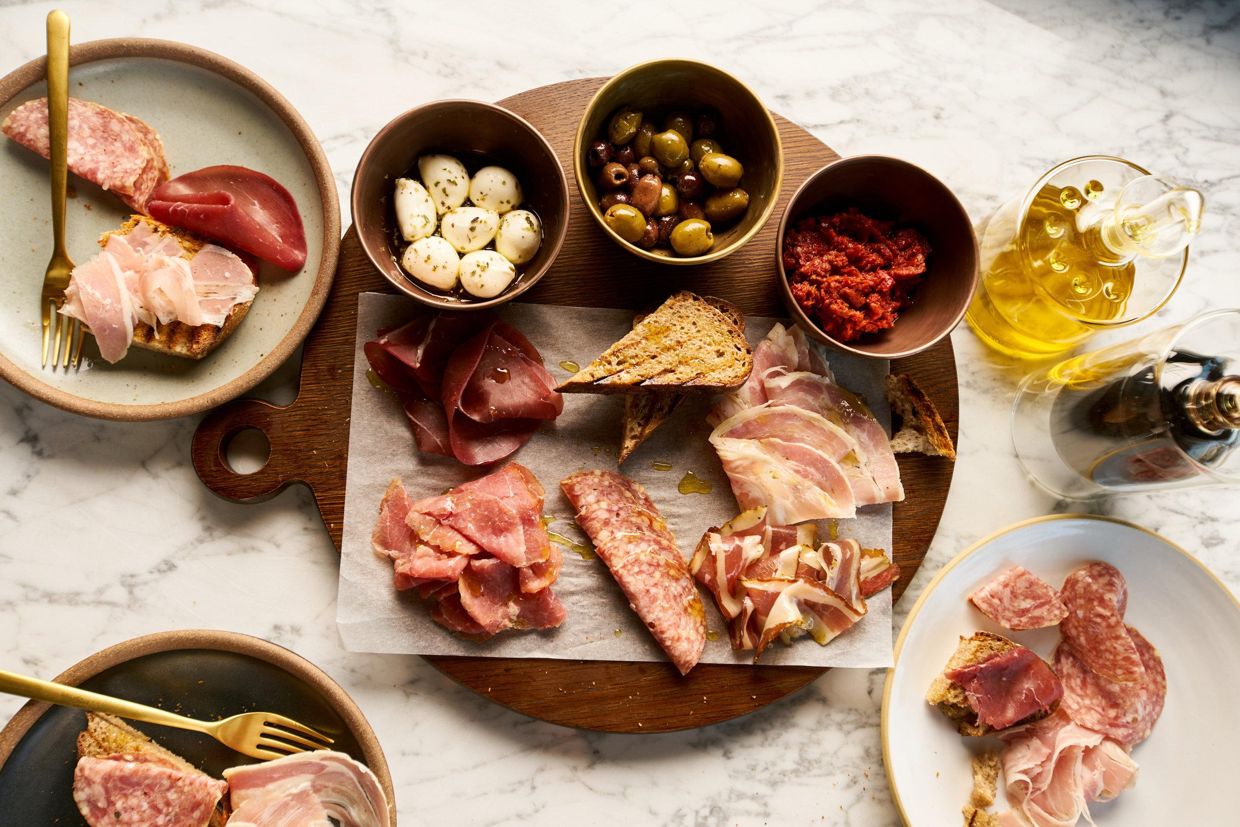 Italian Cuisine in Dubai | BASTA! | Renaissance Downtown Hotel