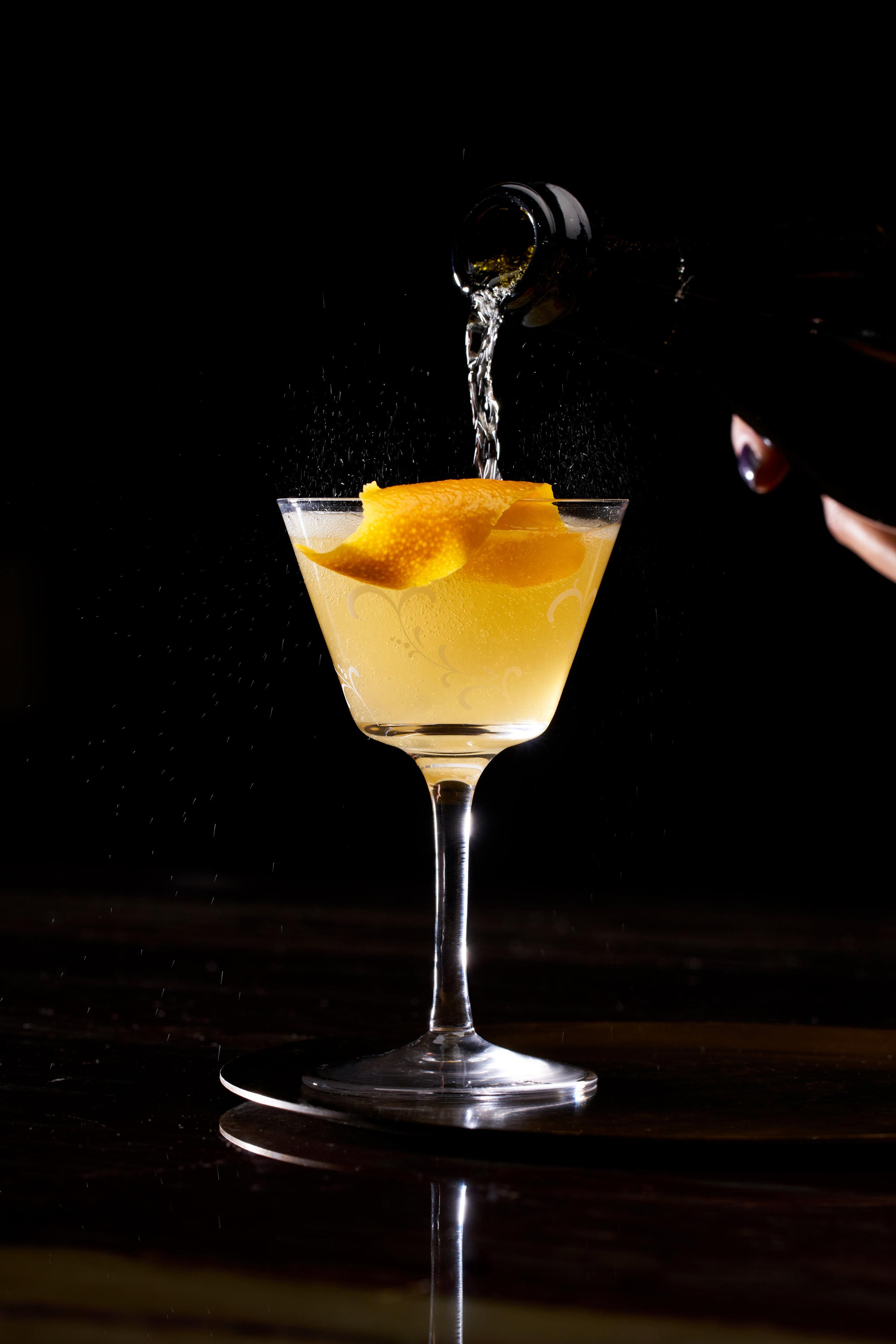 Cocktails in Dubai at Poppy | Speakeasy in Dubai