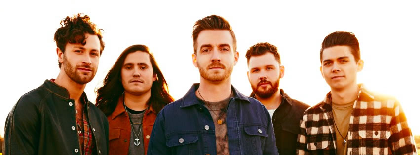 Pictured (L-R): Eric Steedly, Tripp Howell, Brandon Lancaster, Jared Hampton, and Chandler Baldwin of LANco.