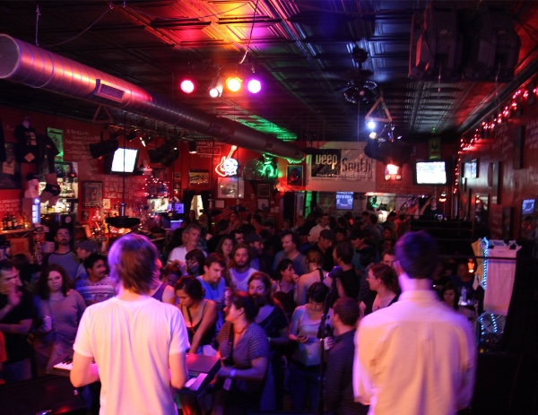 Throughout 2016, Deep South the Bar hosted over 4,200 musicians!