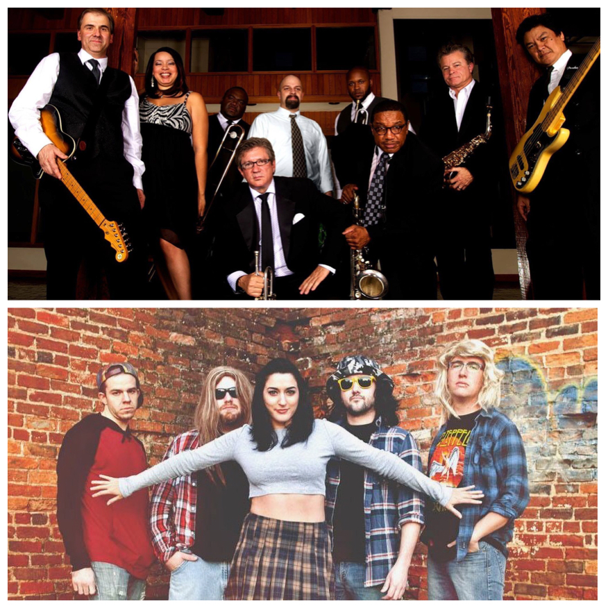 Top Picture: Bull City Syndicate Bottom Picture: 120 Minutes