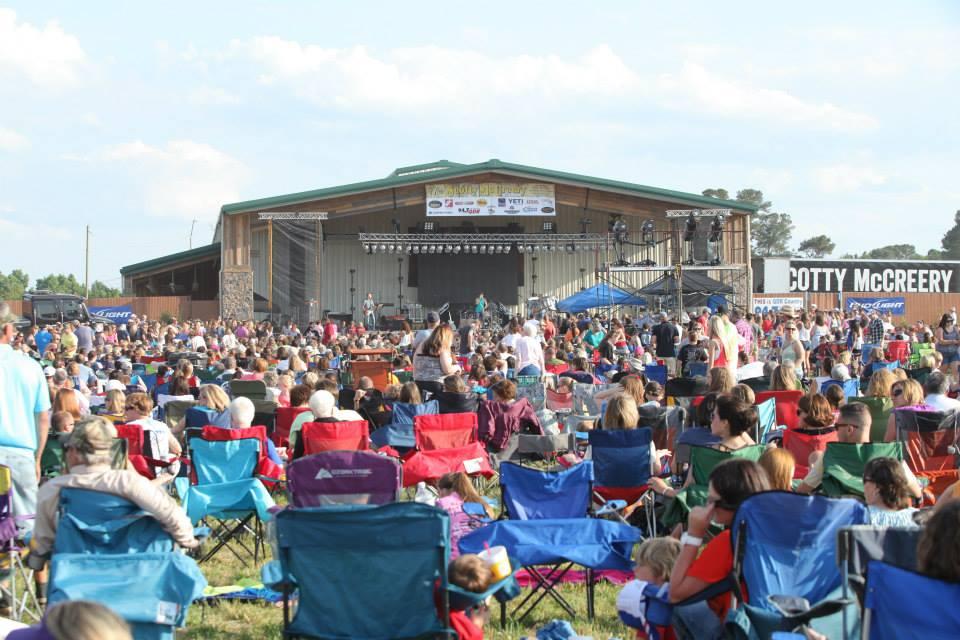The Farm Concerts - Selma NC