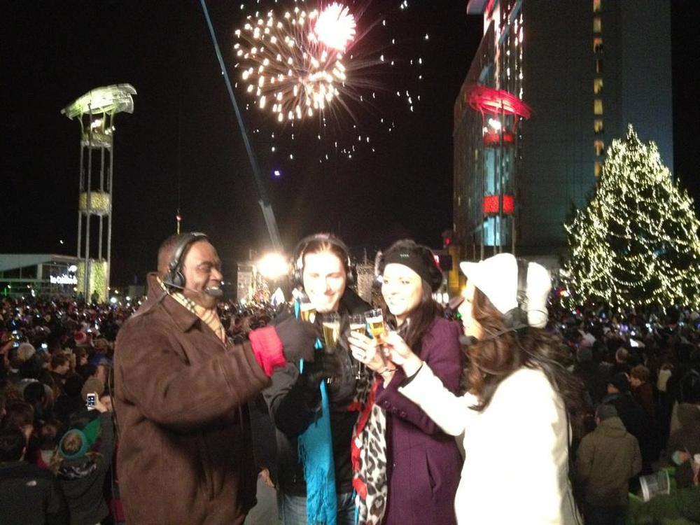 New Year's Eve Downtown Raleigh