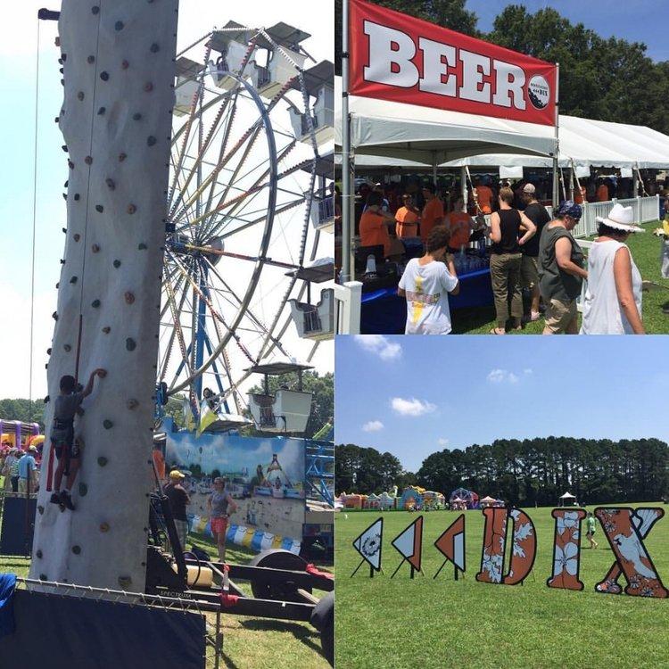Destination Dix Festival