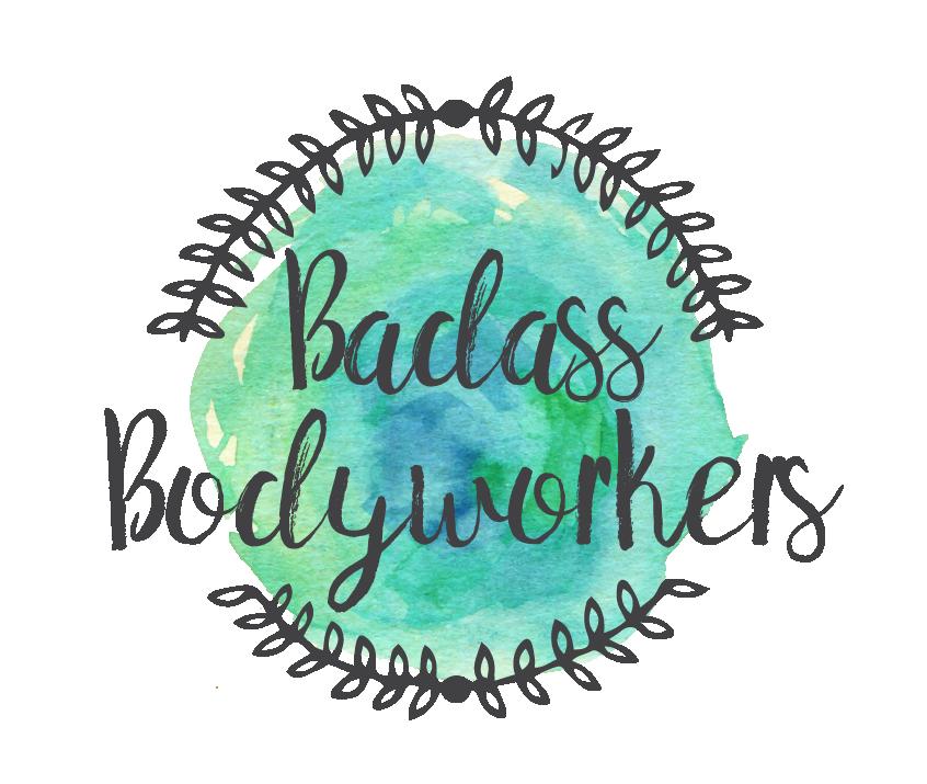 Badass Bodyworkers secondary logo