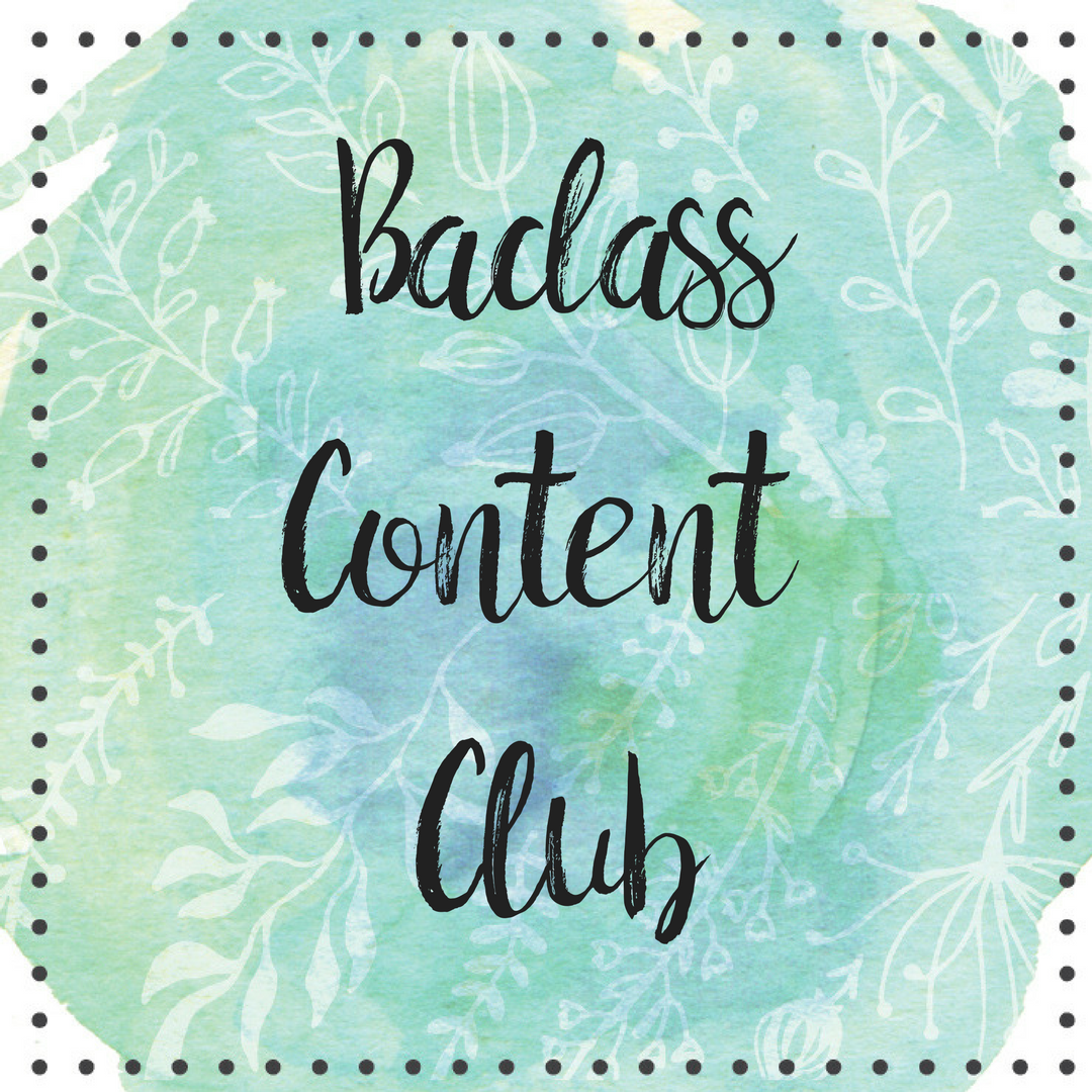 Badass Bodyworkers Content Club