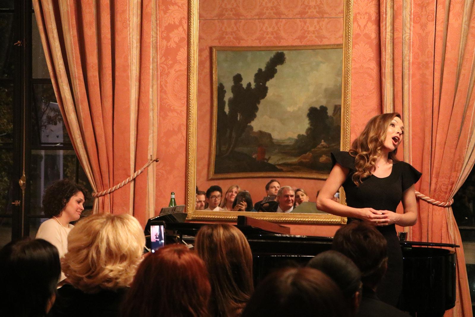 Metropolitan Opera Star Sara Joy Miller