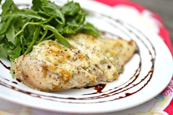 chicken parmesan @talkoftomatoes