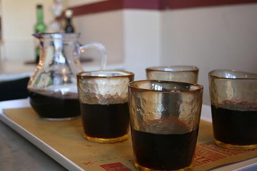 wine glasses www.talkoftomatoes.com