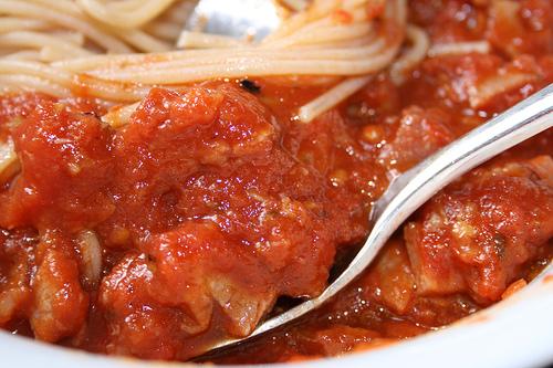 basic red sauce www.talkoftomatoes.com