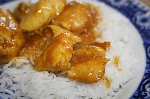 chicken curry recipe www.talkoftomatoes.com