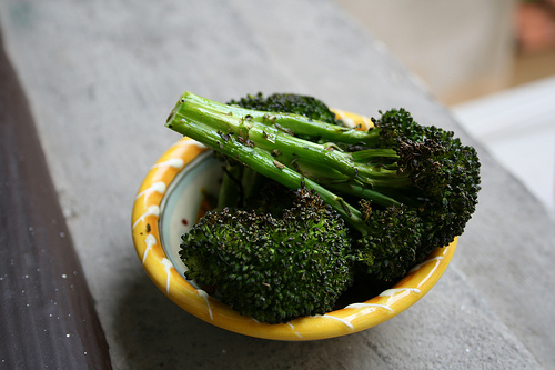broccoli www.talkoftomatoes.com