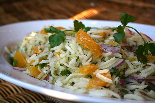 jicima salad