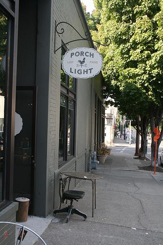 porch light portland
