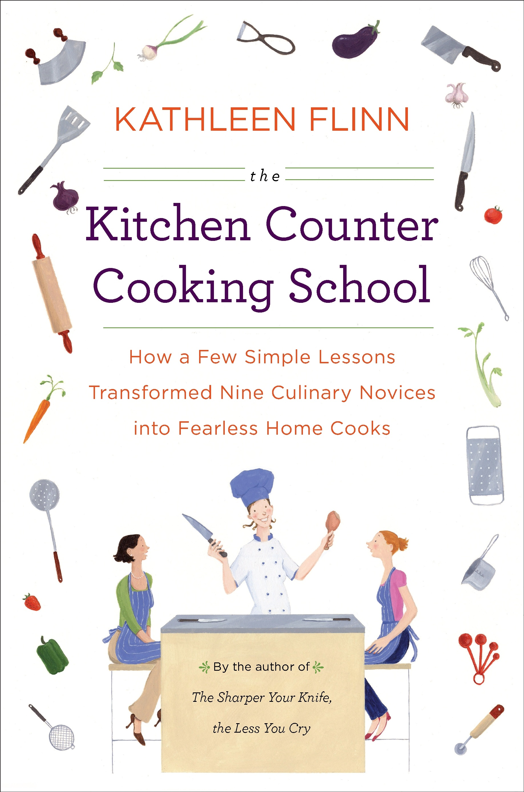 Cover.Kitchen Counter Cooking School