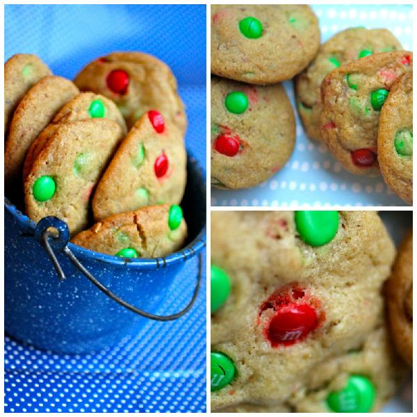 m 'n' m cookie recipe | talkoftomatoes.com