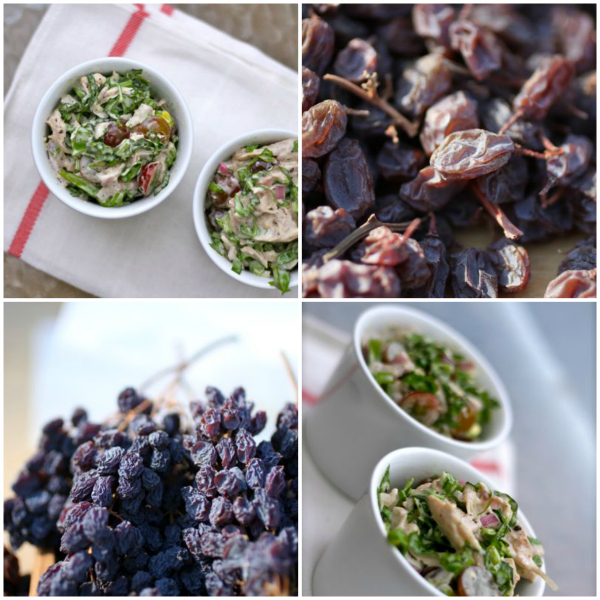 chicken salad recipe with raisins
