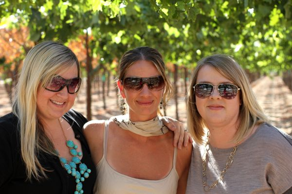 paula, janelle, susan at CRMB www.talkoftomatoes.com - 2