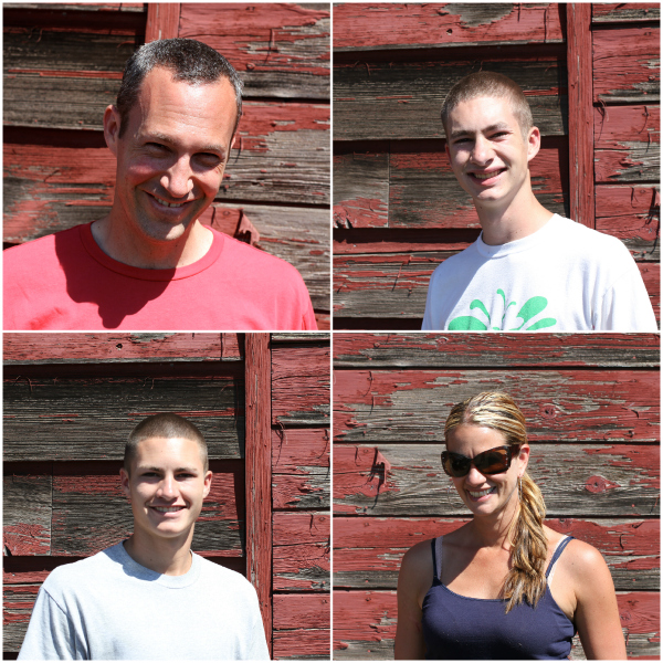 maiocco family headshots