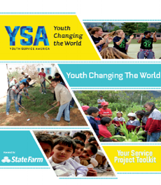 Youth Changing the World: Service Project Planning Toolkit     By Youth Service America