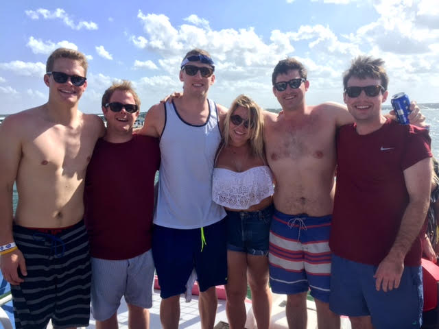Bachelor and Bachelorette Party on Lake Travis Texas.jpg