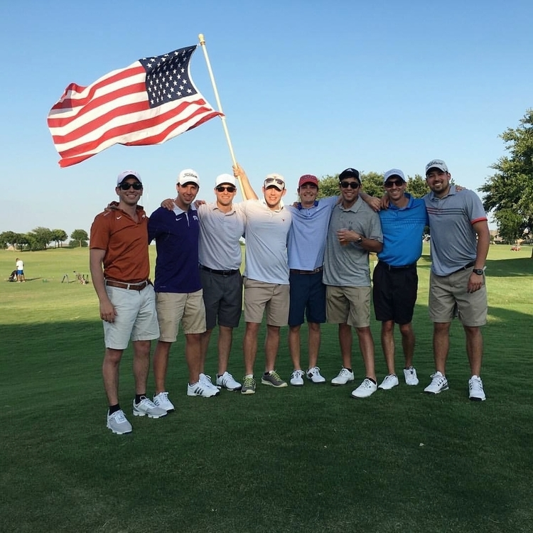 Golf Bachelor Party In Austin Texas .jpg