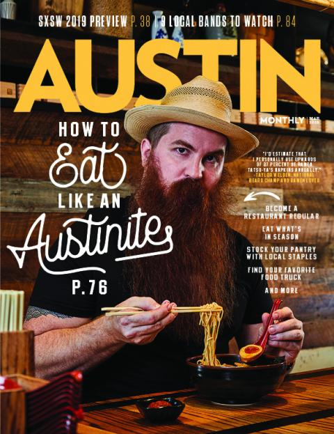 Austin Monthly Magazine