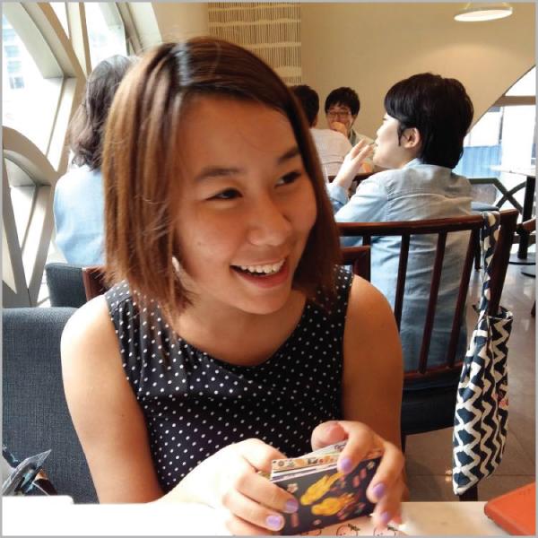 Sunny Lee, Start Garden, 2017 HF Intern