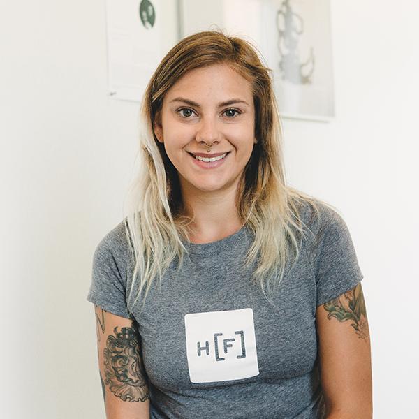 Samantha Felzien, Tome, 2018 HF Intern