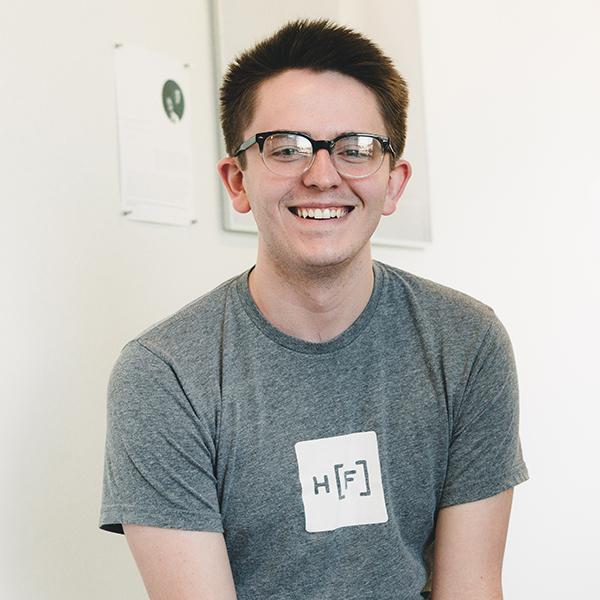 Matt Maple, StockX, 2018 HF Intern