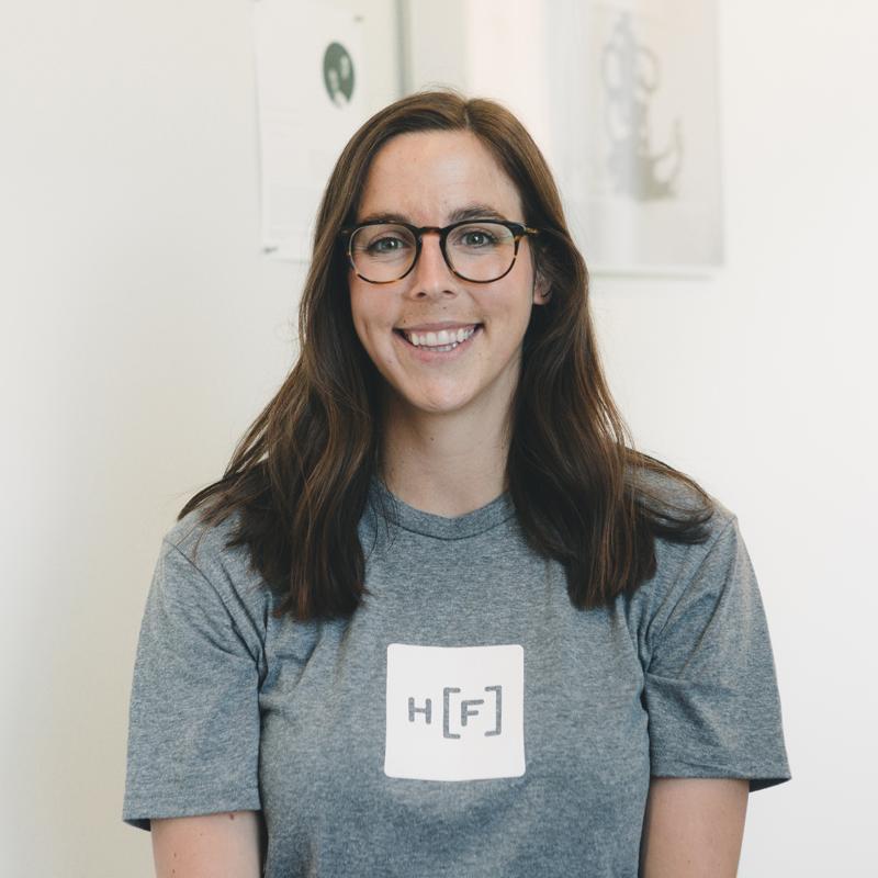 Samantha Stewart, Waymark, 2018 Hacker Fellow