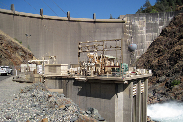 Camp Far Wes     t Hydroelectric Project