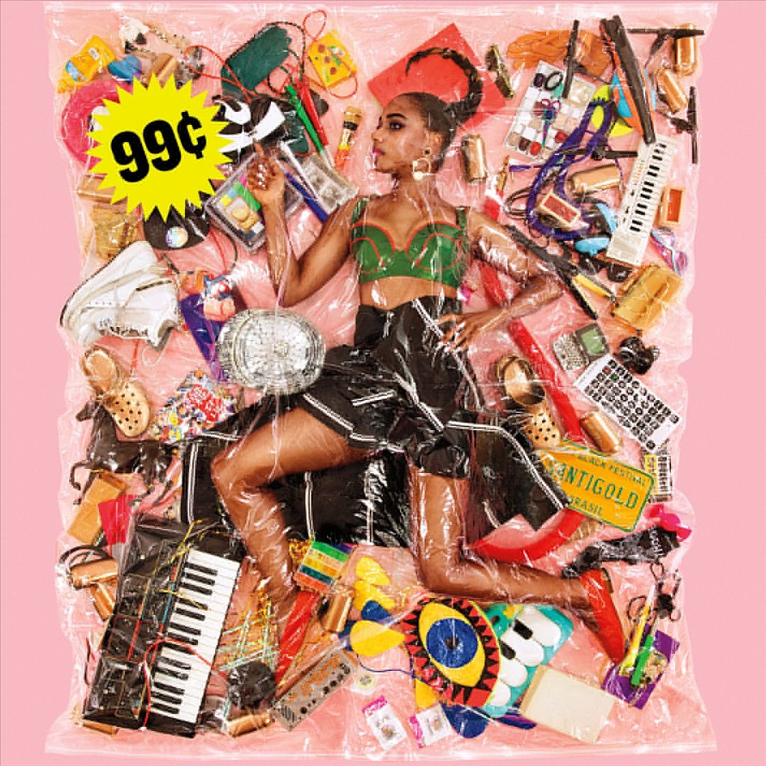 99 CENT - SANTIGOLD  - CREDIT: ASSISTANT ENGINEER