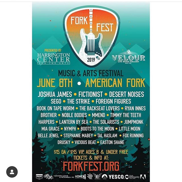 🎶🎶CONTEST🎸🎶🎶 Kicking off Memorial Day Weekend with a GIVEAWAY!!! Enter to win a pair of tickets to 2019 @forkfestmusic  with this incredible lineup!  Follow instructions below-contest closes May, 27 at 11:59 pm 1️⃣ Like this photo 2️⃣ Follow @eastonshane_music and @forkfestmusic  3️⃣ Tag a friend who loves music! (Each tag equals one entry)  Winner will be announced Thursday, May 3O, 2019 Contest is not sponsored by Instagram.