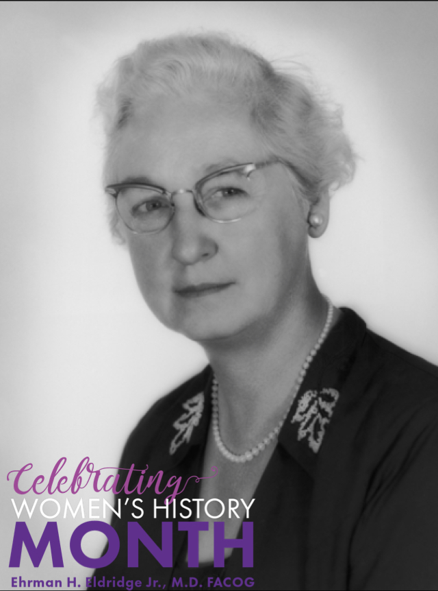 Dr. Virginia Apgar M.D.
