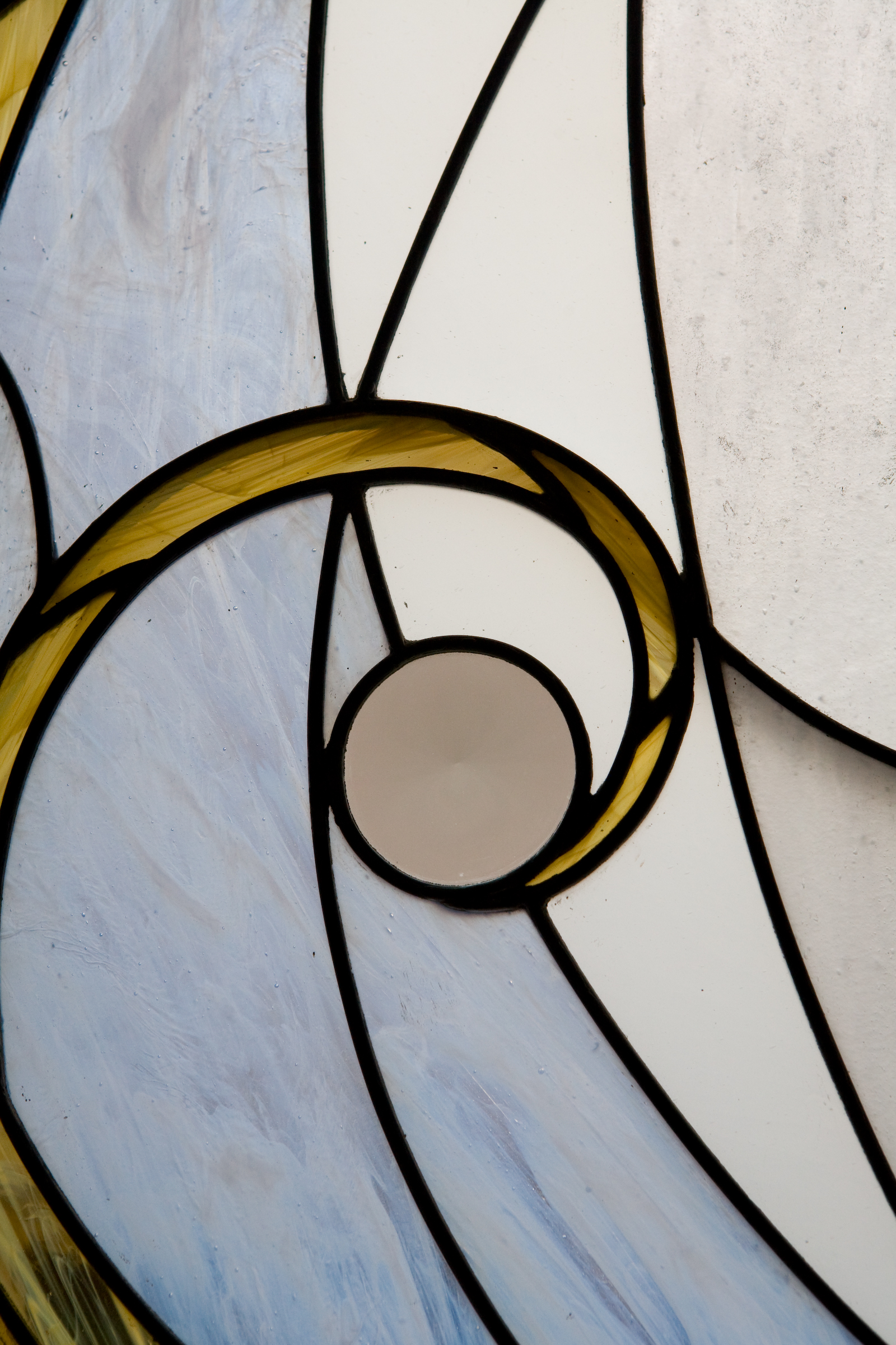mosaic, detail, elegant, beautiful, light, glass, window