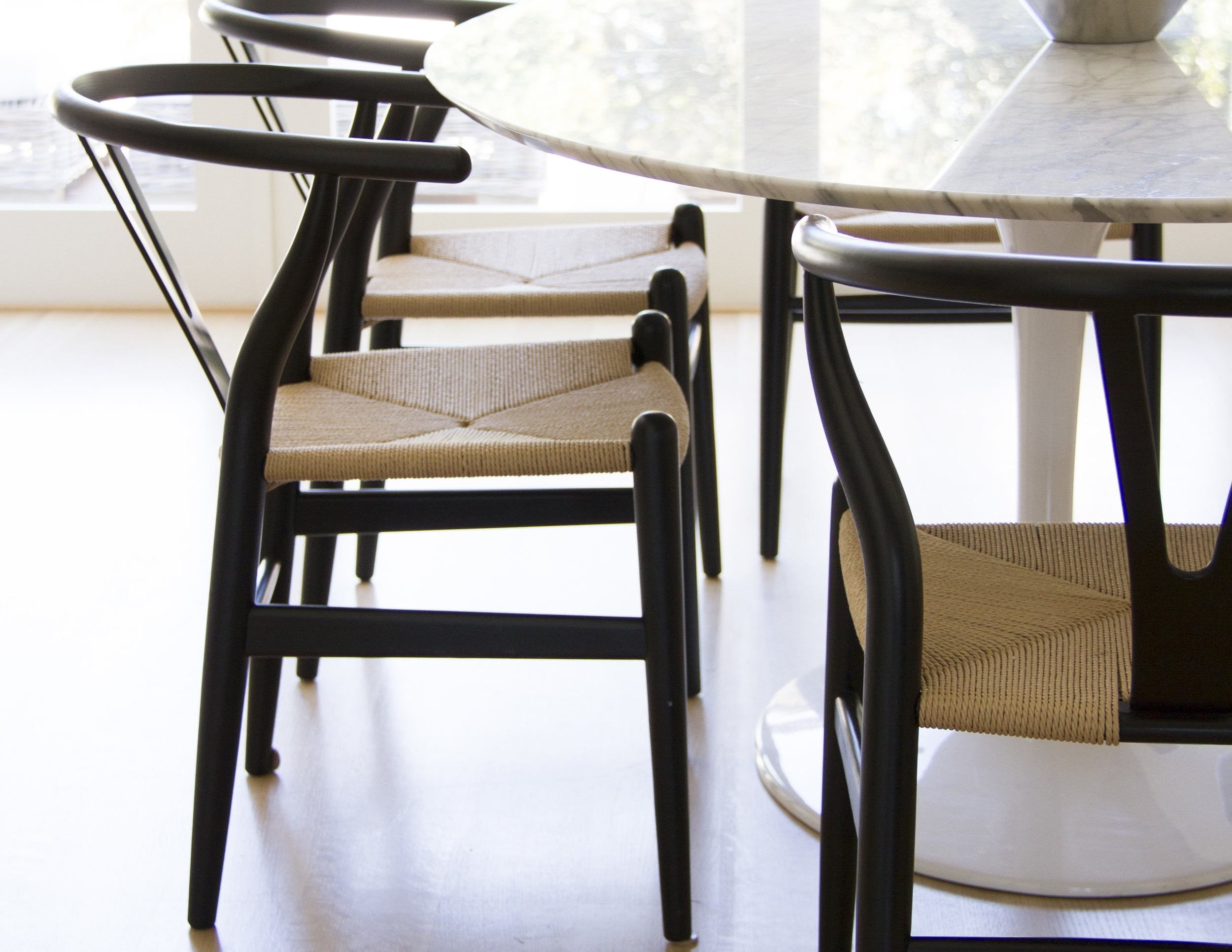 modern, marble, dining chairs, dining table,