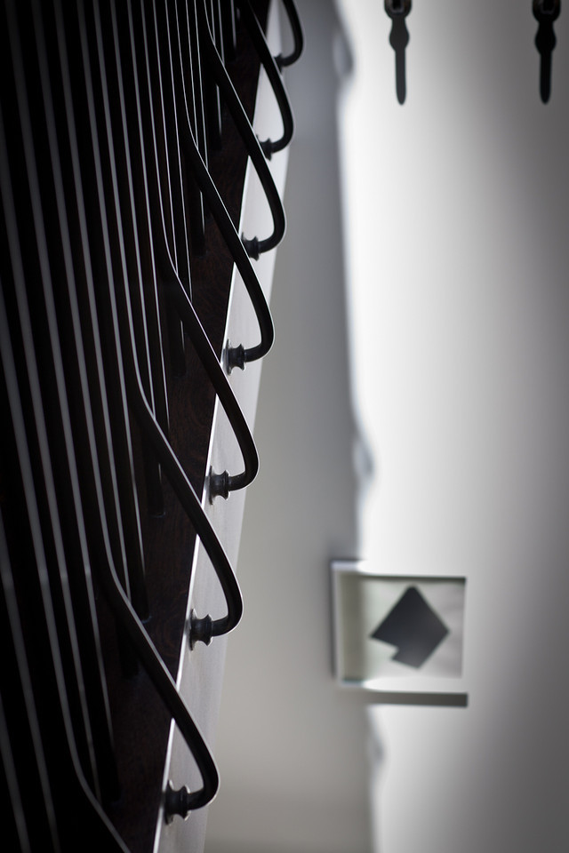 stair railing details, staircase