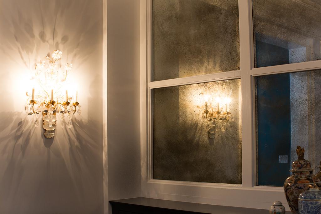 classic, luxury, mirror, antique, sconce