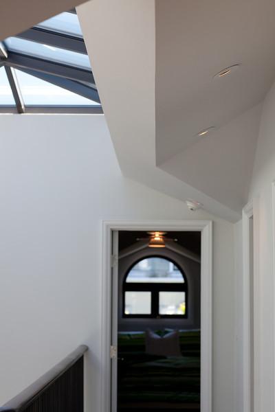 architecture, design, detail, beam, window, trim, skylight
